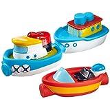 ALEX Toys Rub a Dub Magnetic Boats in the Tub ~ ALEX Toys