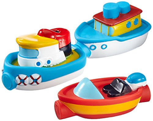ALEX Toys - Bathtime Fun, Magnetic Boats In The
