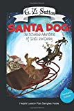 Santa Dog: The Incredible Adventures of Santa and Denby: Teacher's Edition (The Adventures of Denby) (Volume 1)