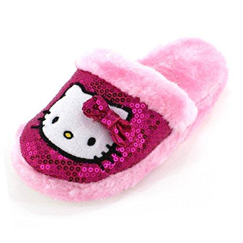 Hello-Kitty-Little-Girls-Slippers
