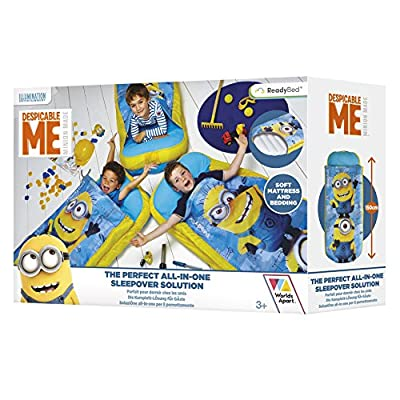 Despicable Me Minions Junior Readybed