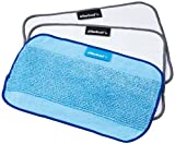 IRobot Braava Microfiber Cleaning Cloths, Dry/Wet, Accessory, Pack of 3, 14573