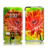 Gerbera Design Apple iPod Touch 2G (2nd Gen) / 3G (3rd Gen) Protector Skin Decal Sticker