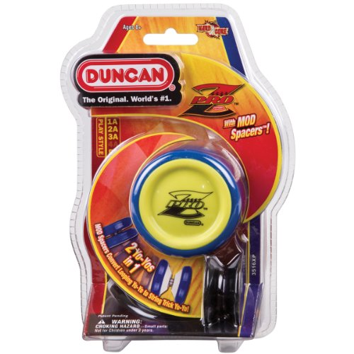 Duncan Pro Zwith Mod Spacers Yo Yo (Colors may vary) - 1
