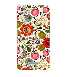 EPICCASE blossom flowers Mobile Back Case Cover For Lava Pixel V1 (Designer Case)