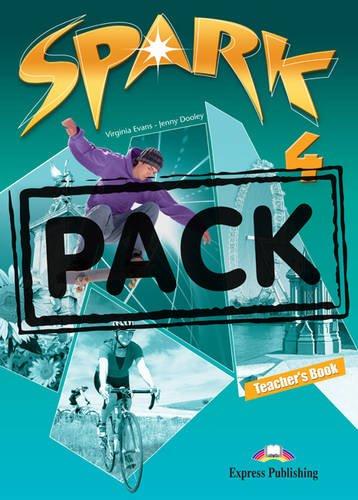 Spark: Teacher's Pack (Spain) Level 4