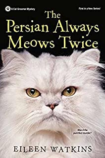 Book Cover: The Persian Always Meows Twice