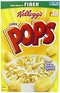 Corn Pops Cereal, 12.5-Ounce Packages (Pack of 4)