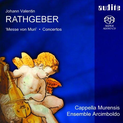 RATHGEBER / TELONIUS / CAPPELLA MURENSIS