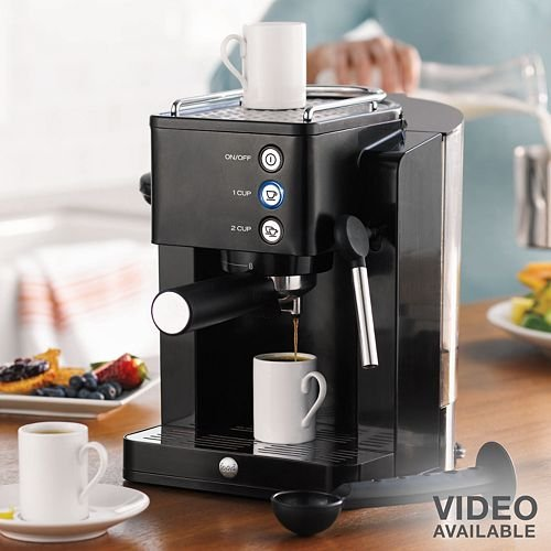 Coffee Makers Food Network Espresso Coffee Maker