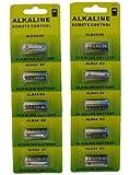 10 pk 4LR44 / 476A / PX28A / A544 / K28A / L1325 COLLAR 6V