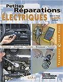 echange, troc Franck Méneret, Sylvie Méneret - Petites réparations électriques