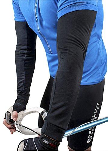 Stretch Fleece Arm Warmers