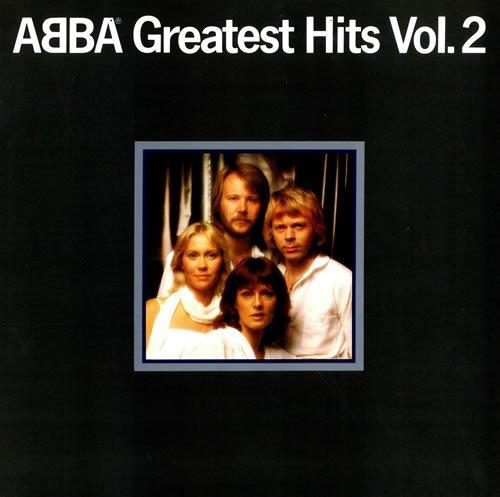 Abba, Greatest Hits Vol. 2 - Vinyl Record