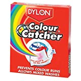 3 packs of Dylon Colour Catcher (36 sheets)