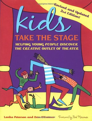 Kids Take the Stage: Helping Young People Discover the...