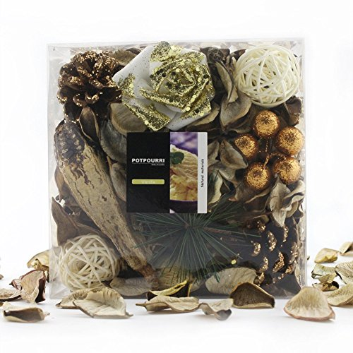 SueH Design Pot-Pourri Parfumé 200g Vanille D'or