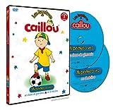 Pack Caillou: En Clase De Gimnasia + En El Médico [DVD]