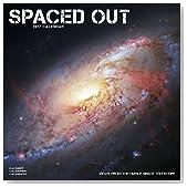Hubble Space Calendar - Hubble Space Telescope Calendar - Calendars 2016 - 2017 Wall Calendars - Spaced Out 16 Month Wall Calendar by Avonside