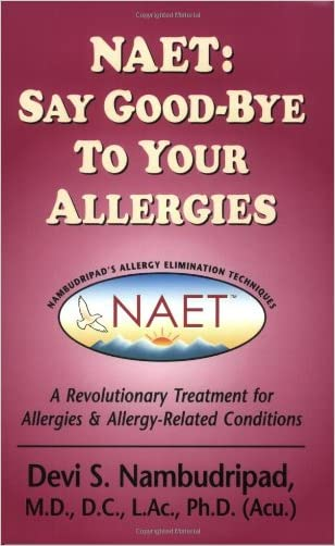 NAET: Say Good-Bye to Your Allergies