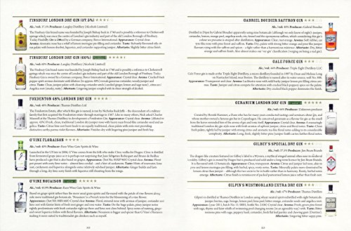 Diffordsguide: Gin: The Bartender's Bible