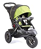 Kolcraft All Terrain Adventure Stroller, Green