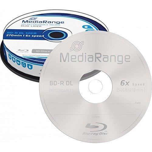 MediaRange MR507 read/write blu-ray disc (BD)