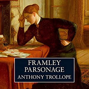 Framley Parsonage Audiobook
