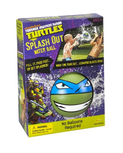 Little Kids Teenage Mutant Ninja Turtles Splash Out Ball - 1