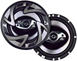 515bmNyOYXL. SL160  Dual DS653 120 Watt 3 Way 6.5 Inch Coaxial Car Speaker System