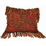 Laura Luna Textiles LL5-177 Chichi Pillow, 20-Inch by 20-Inch