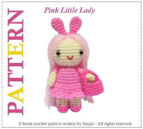 Pink Little Lady - Amigurumi Bunny Girl Crochet Pattern
