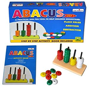Creative Educational Aids 0950 Abacus - I