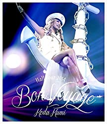 Koda Kumi Hall Tour 2014~Bon Voyage~  (Blu-ray Disc)