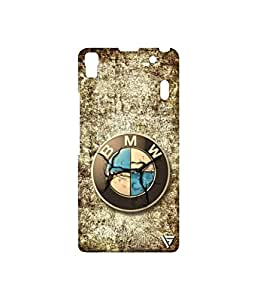 Vogueshell BMW Sign Printed Symmetry PRO Series Hard Back Case for Lenovo A7000 Turbo