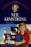 img - for Neil Armstrong: Young Flyer (Childhood of Famous Americans) book / textbook / text book
