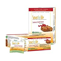 Smart for Life 3-12ct Cranberry Granola Square with Lepticore and HeroFiber
