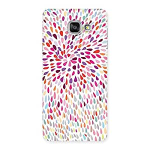 Colorful Designer Pattern Back Case Cover for Galaxy A7 2016