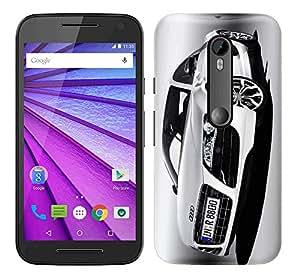 Wow Premium Design Back Cover Case For Motorola Moto G (3rd Gen)