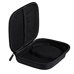 Portable Full Size Waterproof Headphone Protection Travel Carrying Case