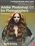img - for Adobe Photoshop CC for Photographers, 2015 Release book / textbook / text book