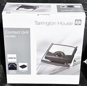 Contact grill tarrington house cg1800 for Tarrington house grill