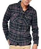 ジョーカーセレクト(JOKER Select) ネルシャツ メンズ 長袖 シャツ 長袖シャツ チェックシャツ カジュアル フランネル チェックシャツ レディース M B柄(09)