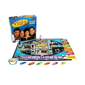 Seinfeld Trivia Game from Pressman Toys