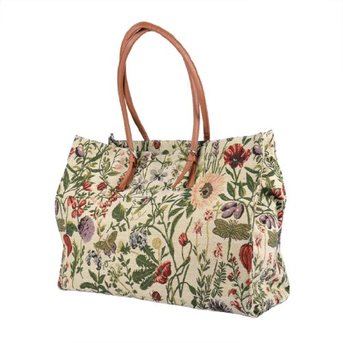 Floral Tapestry Tote Bag Bags Amp Wallets