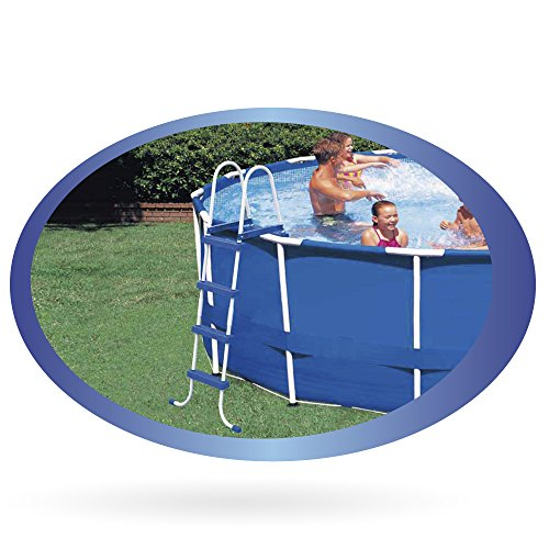 Intex 280629 scaletta piscina 122 cm - Scaletta piscina intex ...