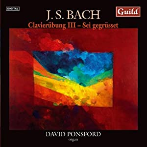 Bach J.S: Clavierubing Book 3