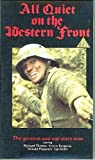 All Quiet On The Western Front [VHS] (1930)