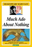 Image of Much Ado About Nothing (Shakespeare Made Easy (Paperback))