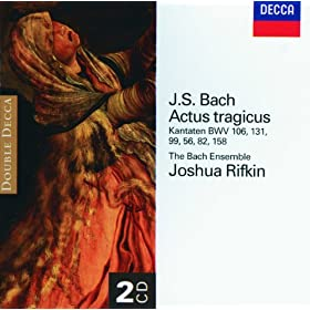 J.S. Bach: Cantata, BWV99 - 5. Aria-Duet: Wenn des Kreuzes Bitterkeiten